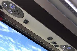 USB y diversos detalles de confort